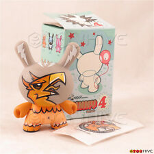 Kidrobot Dunny 2007 Griffin by Joe Ledbetter series 4 3-inch figure with box