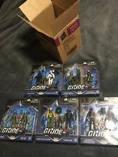 GI Joe vs 2 Pack  Cobra Viper Storm Shadow Zombie Viper NEW Whole Set Of 5 Packs