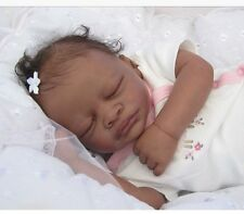 ❤️Beautiful Reborn Doll Baby❤️ Custom Made From Bi Racial Aisha Kit❤️