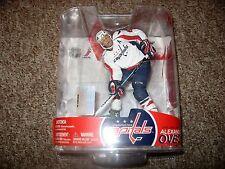 McFarlane NHL 2007 Series 17 Alex Ovechkin Washington Capitals White -Variant