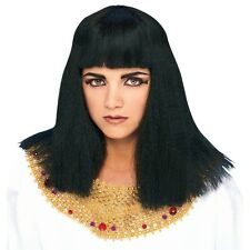 Cleopatra Wig Egyptian Queen Costume Accessory Adult Halloween