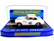 Scalextric MGB 1964 Sebring DPR W/ Lights 1/32 Scale Slot Car C3415