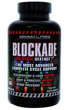 Blockade by Assault Labs, 180 Capsules, FREE SHIPPING