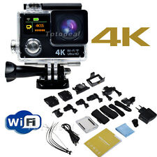 H3 Dual Screen Ultra 4K 1080P Wifi Sport Camera Action DV Camcorder +2Battery ES