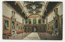 Old Valentine's Series Postcard, Waterloo Chamber, Windsor Castle