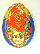 MANCHESTER,Hard Rock Cafe Pin,EASTER EGG LE 150