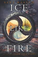 Ice Like Fire (Snow Like Ashes)-ExLibrary
