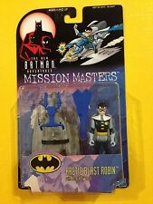 NEW Arctic Blast Robin with Jetblade Sled Action Figure Batman Mission Masters