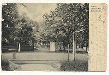 View in Chickies Park COLUMBIA PA Vintage Lancaster County Pennsylvania Postcard