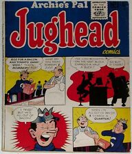 JUGHEAD COMICS #1~ARCHIE~1950~SCARCE UK~GOLDEN AGE~KATY KEENE~VG CONDITION
