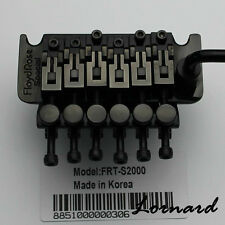Floyd Rose Special Series Tremolo System Bridge FRTS2000 Black From Korea