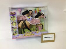 Grand Champions Magic Family Quarter Horse Play Set 26095 New Vintage