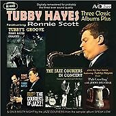 TUBBY HAYES:THREE CLASSIC ALBUMS PLUS 2010 2CD  with Ronnie Scott, Jazz Couriers