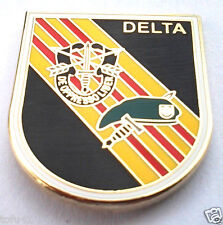 DELTA FORCE  Military Veteran US ARMY Hat Pin 14231 HO