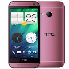 Original HTC One M8 - 32GB Dual 4 MP 4G LTE - Gold  (Unlocked) Mobile Phone-Pink