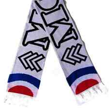 Warrior Clothing Mod Scarf One Size Red, White And Blue