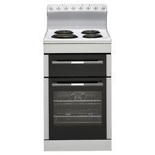 Baumatic 54cm Freestanding Cooker, Fan Forced, Model BRU54CW RRP $999.00