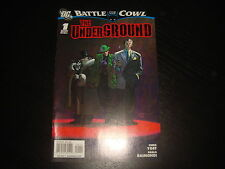 BATMAN : BATTLE FOR THE COWL - THE UNDERGROUND #1   DC Comics 2009  NM