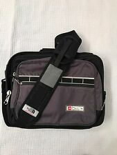 The North Face Laptop Bicycle Large Messenger Shoulder Crossbody Bag Black