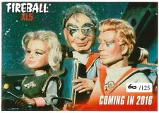 Fireball XL5 Trading Cards Promo Trading Card YS1 from Unstoppable Cards