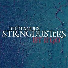 Let It Go [Digipak] by Infamous Stringdusters (CD, Apr-2014, High Country)