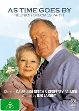 AS TIME GOES BY: REUNION SPECIALS - Vol/ Part 1 Like New DVD R4, Judi Dench