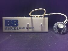 BODINE DC MOTOR SPEED CONTROLLER MODEL MR12C