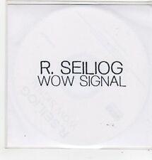 (FL188) R. Seiliog, Wow Signal - 2014 DJ CD