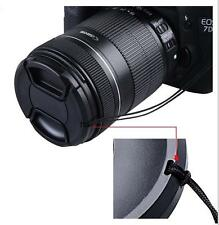 Phot-R 67mm PRO Centre-Pinch Snap-On Front Lens Cap for Canon Nikon Sony wd