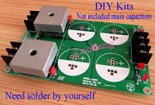50A Double Bridge Amplifier Poweramp Rectifier Filter Power Supply Board DIY Kit