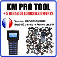 TACHO PRO KM PRO TOOL DE PROGRAMMATION Correction Kilométrique et copie de clés