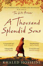 A Thousand Splendid Suns,Hosseini, Khaled,Excellent Book mon0000035064