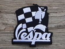 ECUSSON PATCH THERMOCOLLANT aufnaher toppa VESPA piaggio mods scooter lambretta