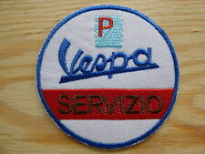 ECUSSON PATCH THERMOCOLLANT VESPA mods scooter lambretta piaggio ska skin acma
