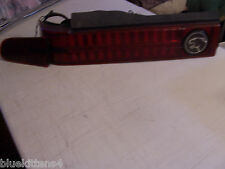 1987 1988 COUGAR LEFT TAILLIGHT & EXTENSION  OEM USED ORIG MERCURY MISSING STUD