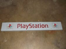 Sony Playstation Retail   In-Store Display Case  Sign