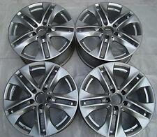 4 Mercedes-Benz Alufelgen 8,5J x 17 ET49 Mercedes E-Klasse W212 A2074010302