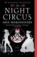 The Night Circus by Erin Morgenstern (2012, Paperback)