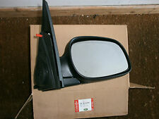 Freelander right hand door mirror electric not power fold flat glass new genuine