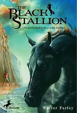 THE BLACK STALLION by Walter Farley paperback FREE SHIPPING!