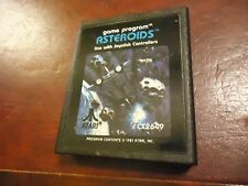 Asteroids Atari 2600 CX2649 Vintage FREE SHIPPING! CHECK OUT PICS FOR CONDITION