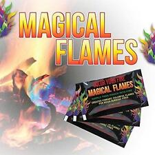 10 Pack Magical Flames - Changes the color of fire campfire Color Flame
