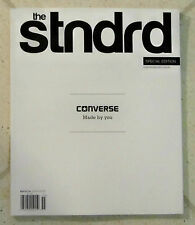STNDRD Special Edition CONVERSE 98 Pages HISTORY Of SHOES Warhol ROLLING STONES