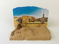 vintage star wars Tatooine custom display backdrop to fit vinatge land jawa base