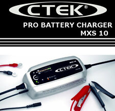 New CTEK Multi MXS 10 10A 12V Car Battery Smart Charger & Conditioner