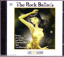 Rock Ballads Late Night Sessions 2CD Classic 70s 80s PLAYER CHICAGO POSION Rare