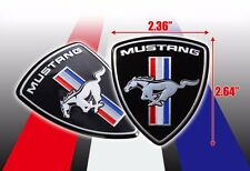 Mustang Style logo EMBLEM HOOD OR TRUNK TAILGATE LOGO FENDERS BADGE