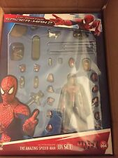 Medicom MAFEX DX SET MARVEL AMAZING SPIDERMAN 2 ACTION FIGURE BRAND NEW MIMB