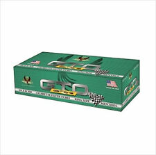 GTO Green King Cigarette Filter Tubes (Brown Filter) - 5 Boxes=1,000 Tubes