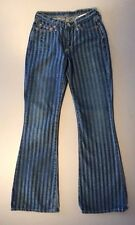 G-Star Women striped blue jeans size 26/32